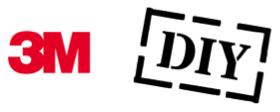 3M DIY Logo