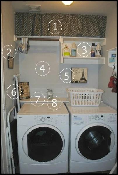 laundry room updates, Six Cents