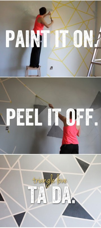 painting wall idea