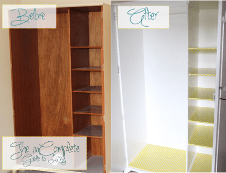 8-16 wardrobe makeover, The Incomplete Guide to Living