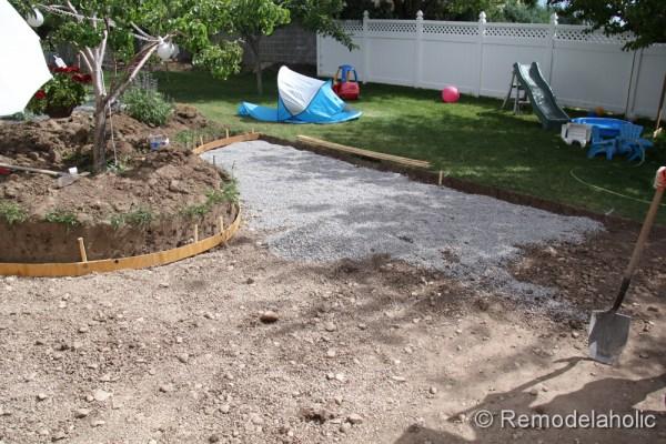 DIY concrete patio-35