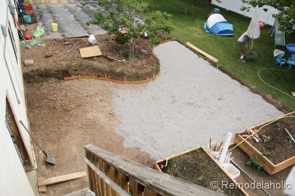 DIY concrete patio-38