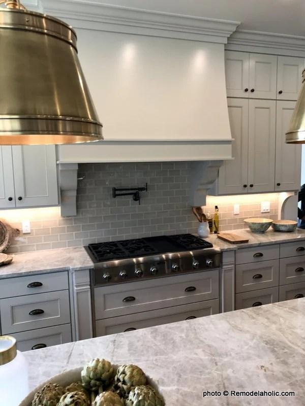 Grey And White Kitchen, UVPH17 House 28 Raykon Construction (113)