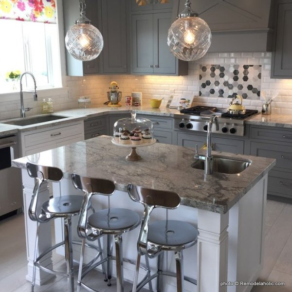 Grey And White Kitchen Cabinetry And Design Ideas, UVPH 2016 Home 02 Arive Homes 81