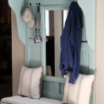 Mudroom Bench From An Old Dresser Remodelaholic