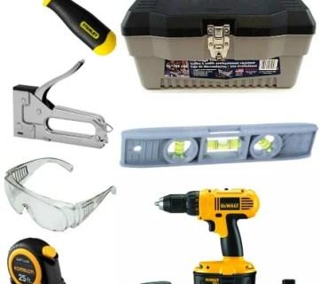 10 Tools For Every New DIYer via Tipsaholic.com