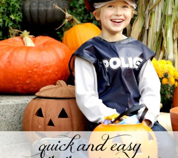 5 Quick and Easy Halloween Party Treats via Tipsaholic