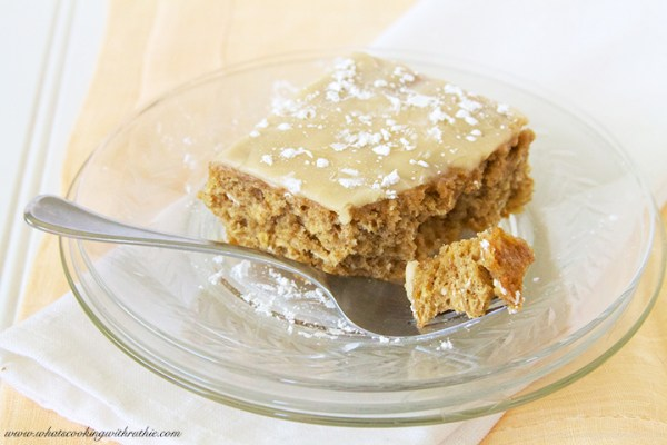 Banana Oatmeal Cake Recipe