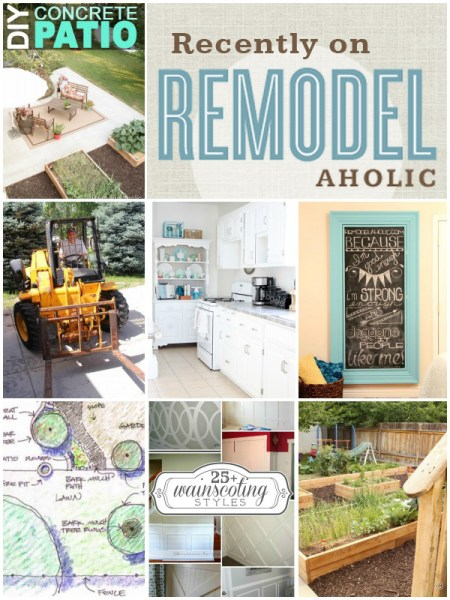 August 2013 on Remodelaholic.com #diy #howto #home #landscaping