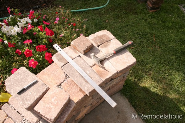 diy seat wall and fire pit kit-39