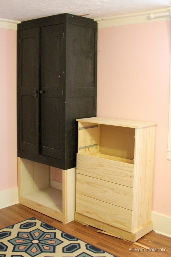 How To Build A Built In Closet Built