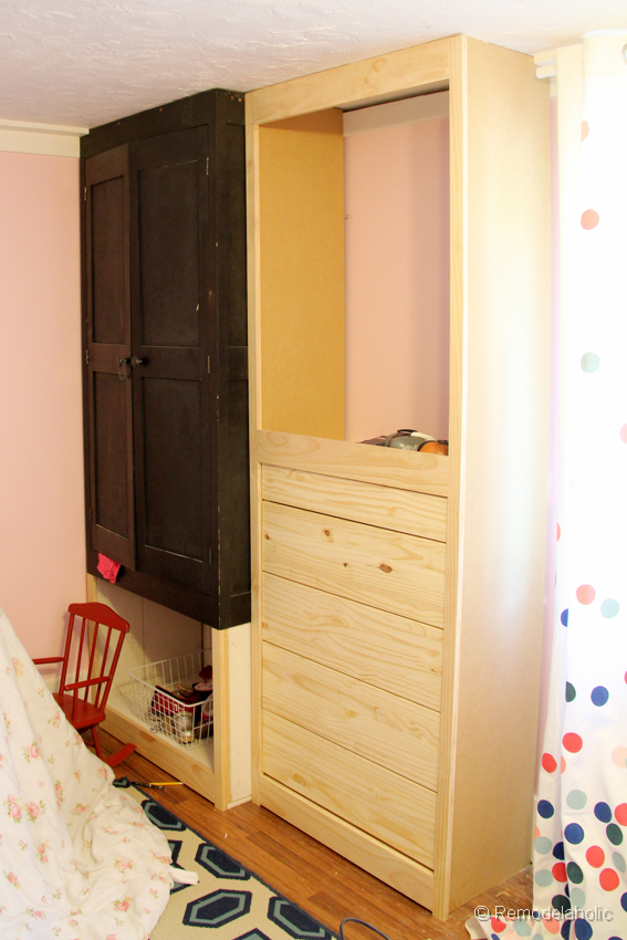 ... How To Build A Built In Closet Built