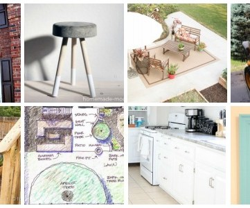 remodelaholic august review diy projects