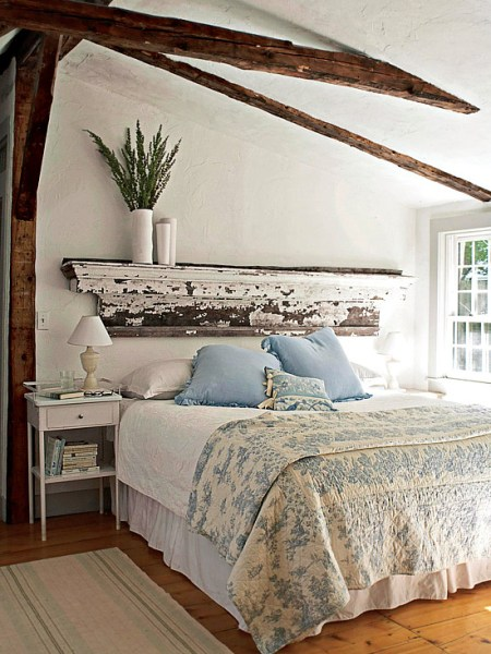 shabby chic rustic bedroom, Better Homes and Gardens