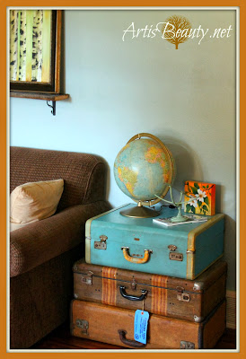10-19 vintage living room redo, Art is Beauty via Remodelaholic