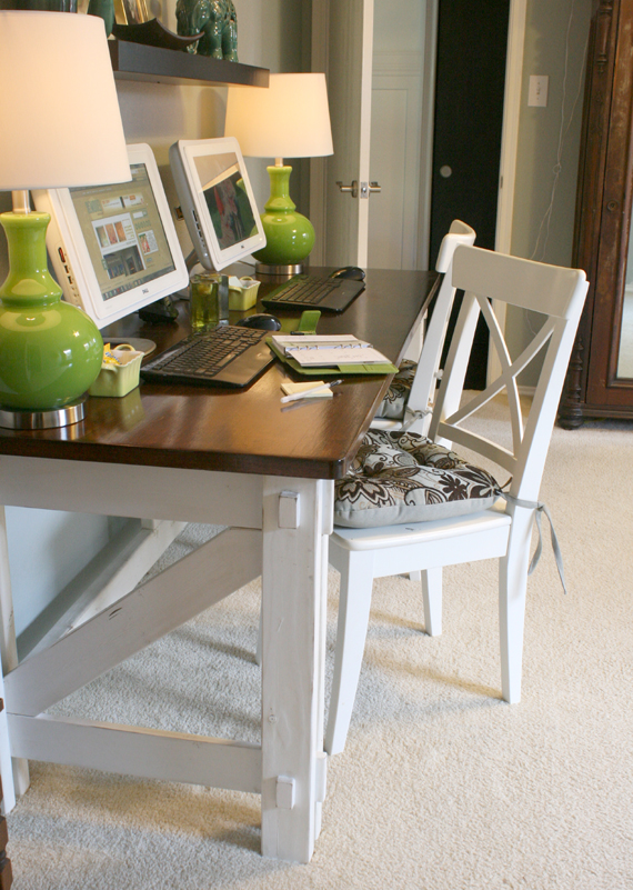 remodelaholic   build a farmhouse table for under $100