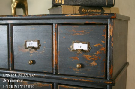 11-8 card catalog from cd cabinet, Pneumatic Addict