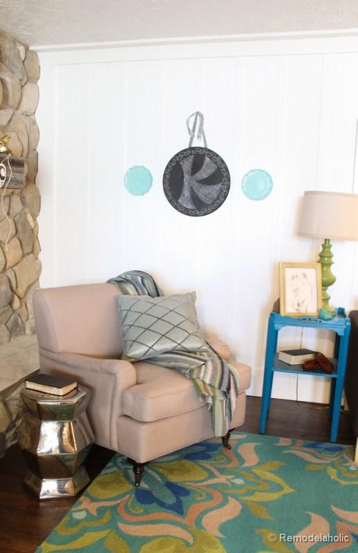 Chalkboard Wreath or door hanging tutorial (10)