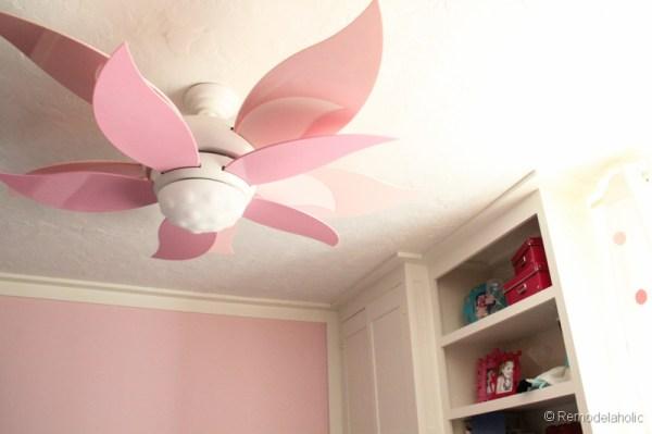 New Flower Ceiling Fan