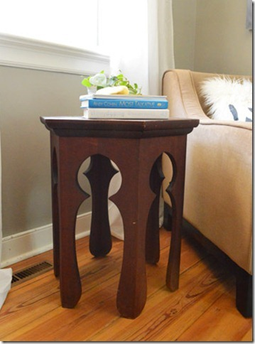 DIY morrocan style end table building plans, Remodelaholic