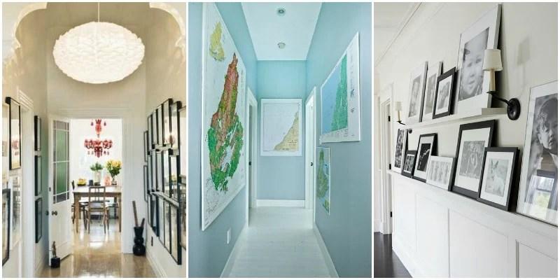 decorations pour le corridor Remodelaholic