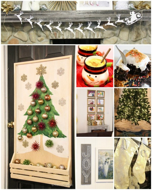 12 Days of Christmas - Remodelaholic #12days72ideas