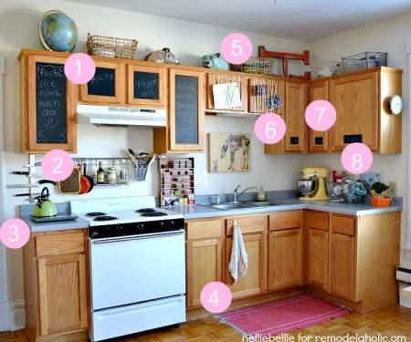 8 rental kitchen ideas