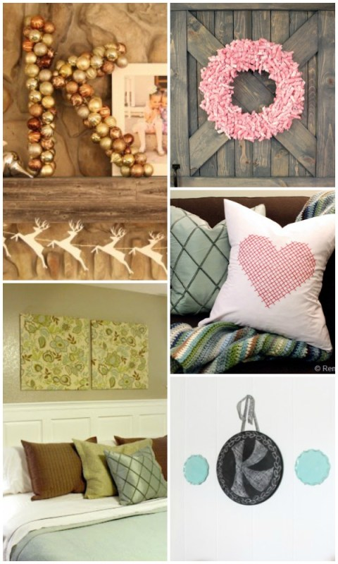 Home Decor Tutorials on Remodelaholic