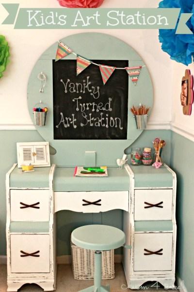 Kid's Art Station