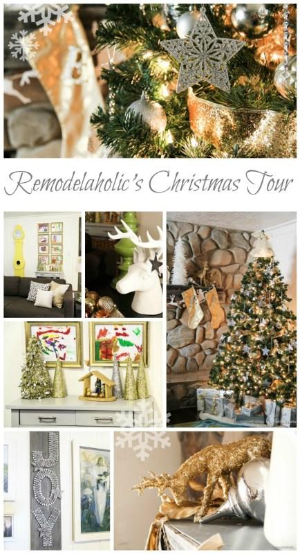 Remodelaholic Christmas Tour1