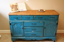 upcycle an old dresser