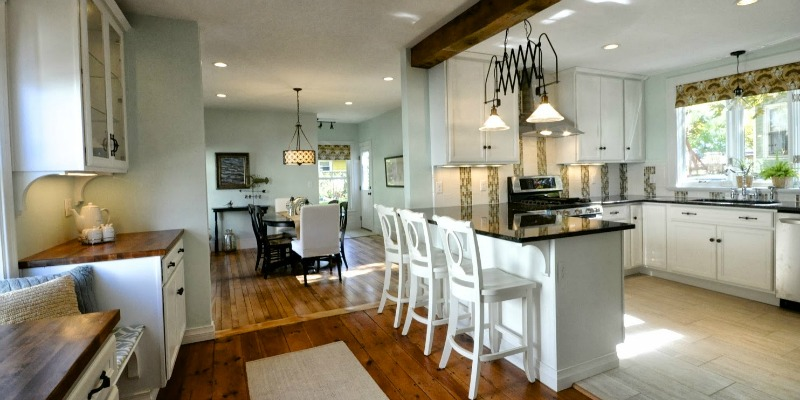 remodelaholic creating an open kitchen and dining room on kitchen design ideas photos and videos hgtv id=46118