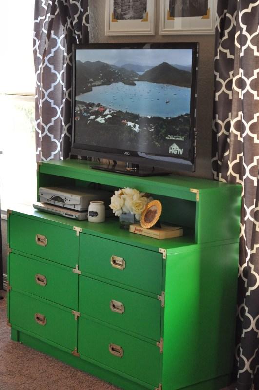 01-17 campaign dresser tv stand, Decor Sanity
