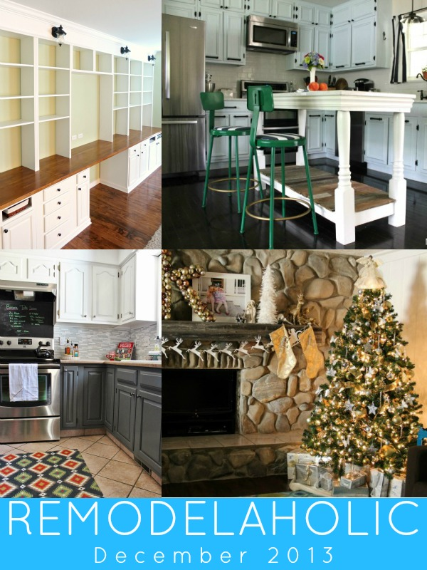 December 2013 Remodelaholic in Review