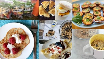 Ten Quick And Easy Breakfast Recipes