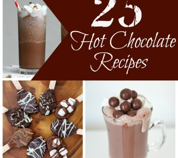 25 great hot chocolate recipes