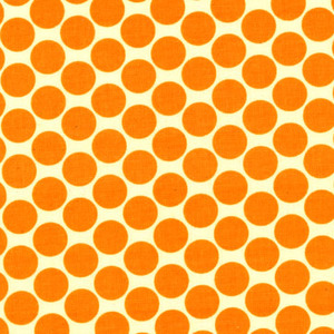 Amy Butler Orange Dot Fabric