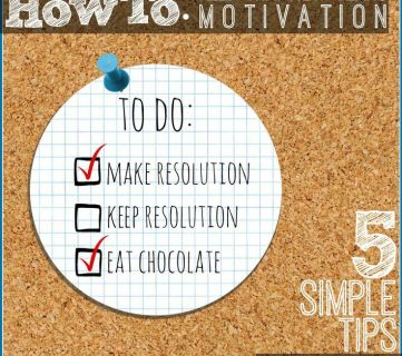 How to Keep That New Year's Motivation - Tipsaholic.com