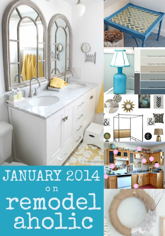 The Best of Remodelaholic.com, January 2013 #remodelaholic