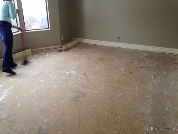 tips Installing a new wood floor floating floor instalation tips (1 of 15)