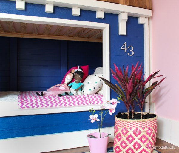 how to build a Bunk bed playhouse tutorial  (36 of 40)