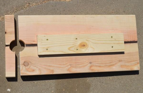 build patio table ice box lids 08, Kruse's Workshop on Remodelaholic
