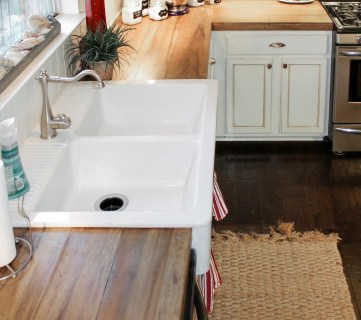 10 Inexpensive but Amazing DIY Countertop Ideas