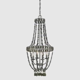 chandelier before makeover, Life on Virginia Street on Remodelaholic