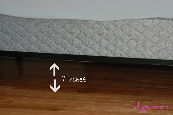 diy rolling crate underbed storage tutorial, DIY Passion on Remodelaholic