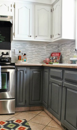 grey-and-white-kitchen-makeover-with-tile-backsplash-and-chalkboard-House-For-Five-featured-on-Remodelaholic-524x800