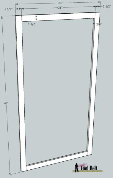 media center building plans - bookshelf 1, Her Tool Belt on Remodelaholic