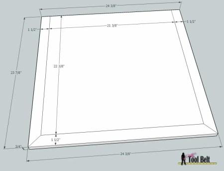 media center building plans - cabinets 3, Her Tool Belt on Remodelaholic