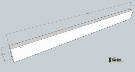 media center building plans - cabinets assembly 2, Her Tool Belt on Remodelaholic