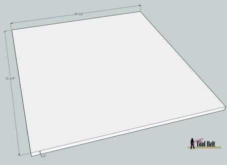 media center building plans - cabinets drawers 6, Her Tool Belt on Remodelaholic